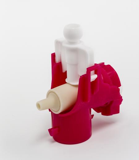 Pompa sanitaria per dispenser di sapone MultiFlex