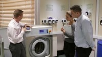 Technical training on laundry dosing system